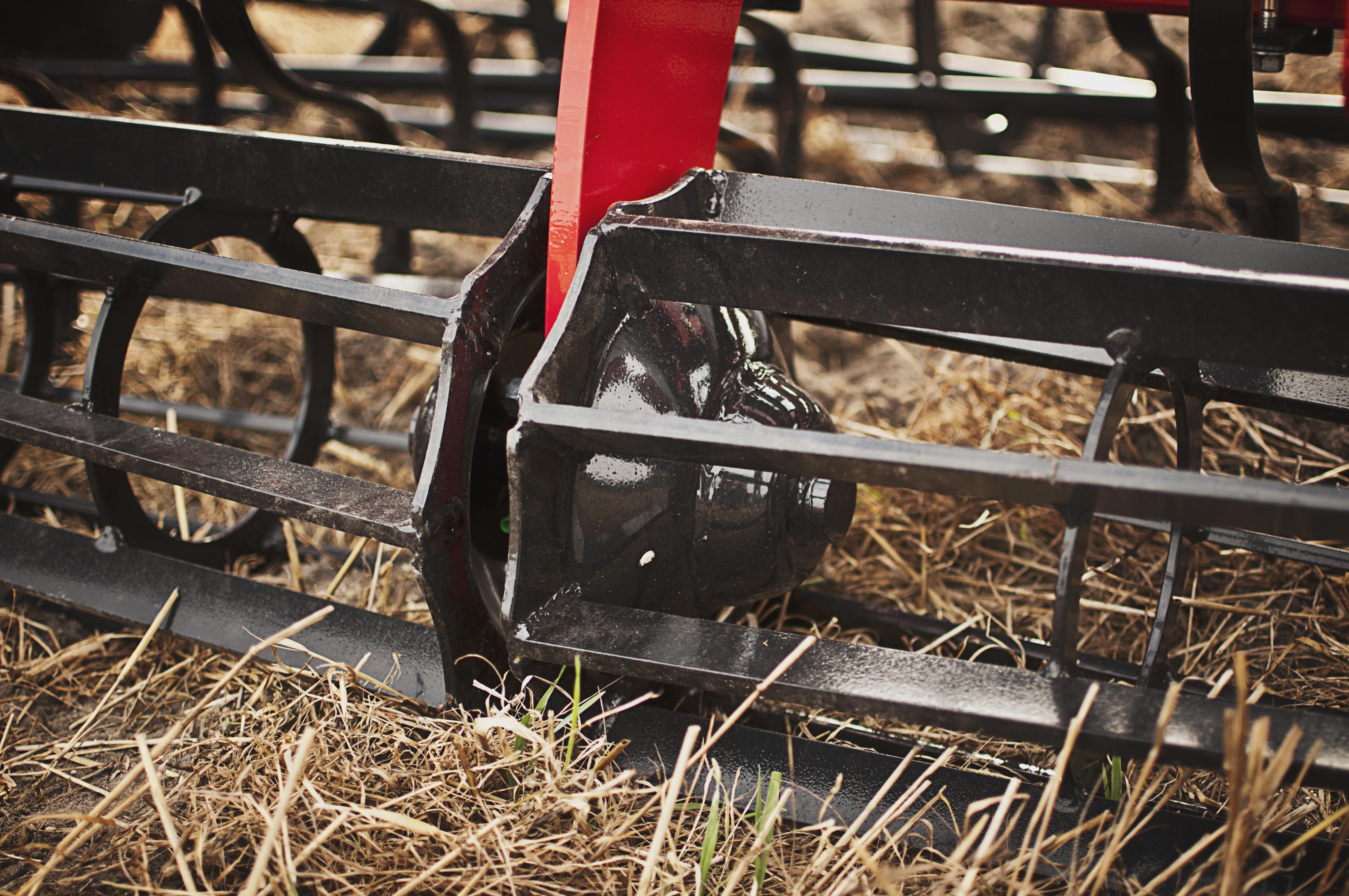 Maszyna rolnicza drapakowa ARAMIS
