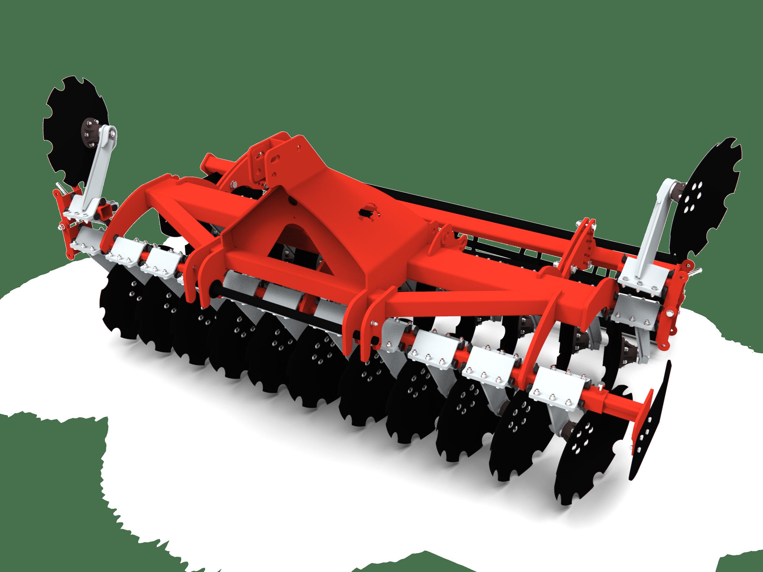 Brony talerzowe ATOS - maszyny uprawowe