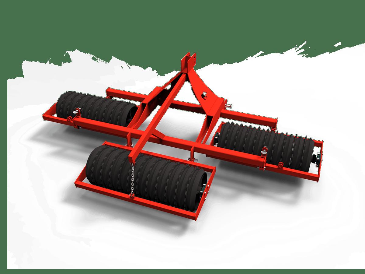 Maszyny rolnicze Huge 3.2 wały uprawowe