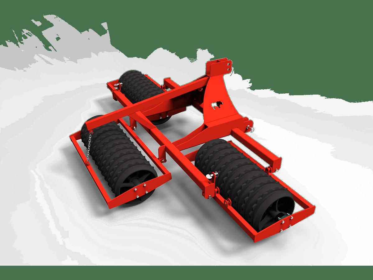 Maszyna rolnicza Huge 3.2 wał uprawowy