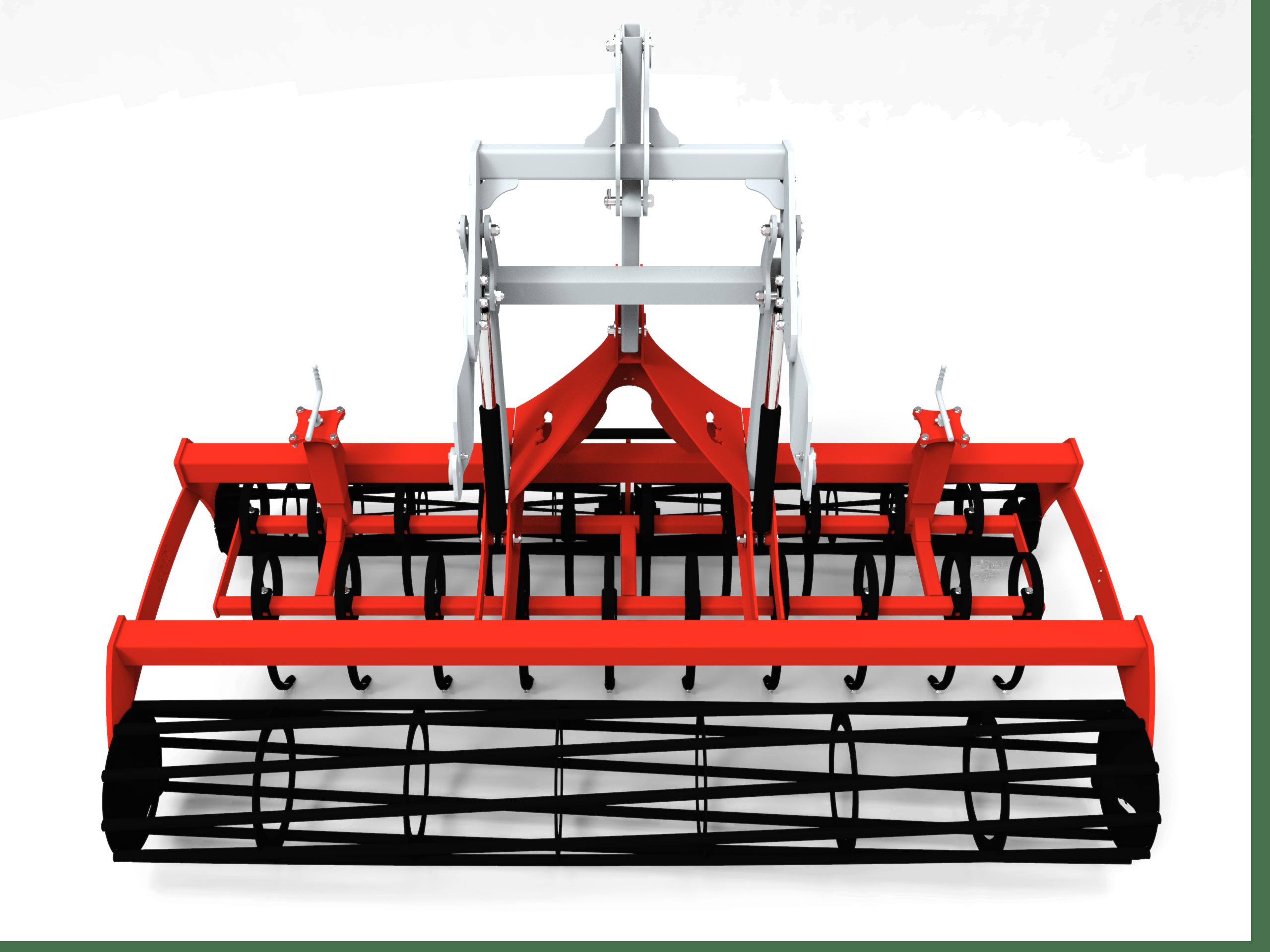 Maszyna uprawowa drapakowa ARAMIS