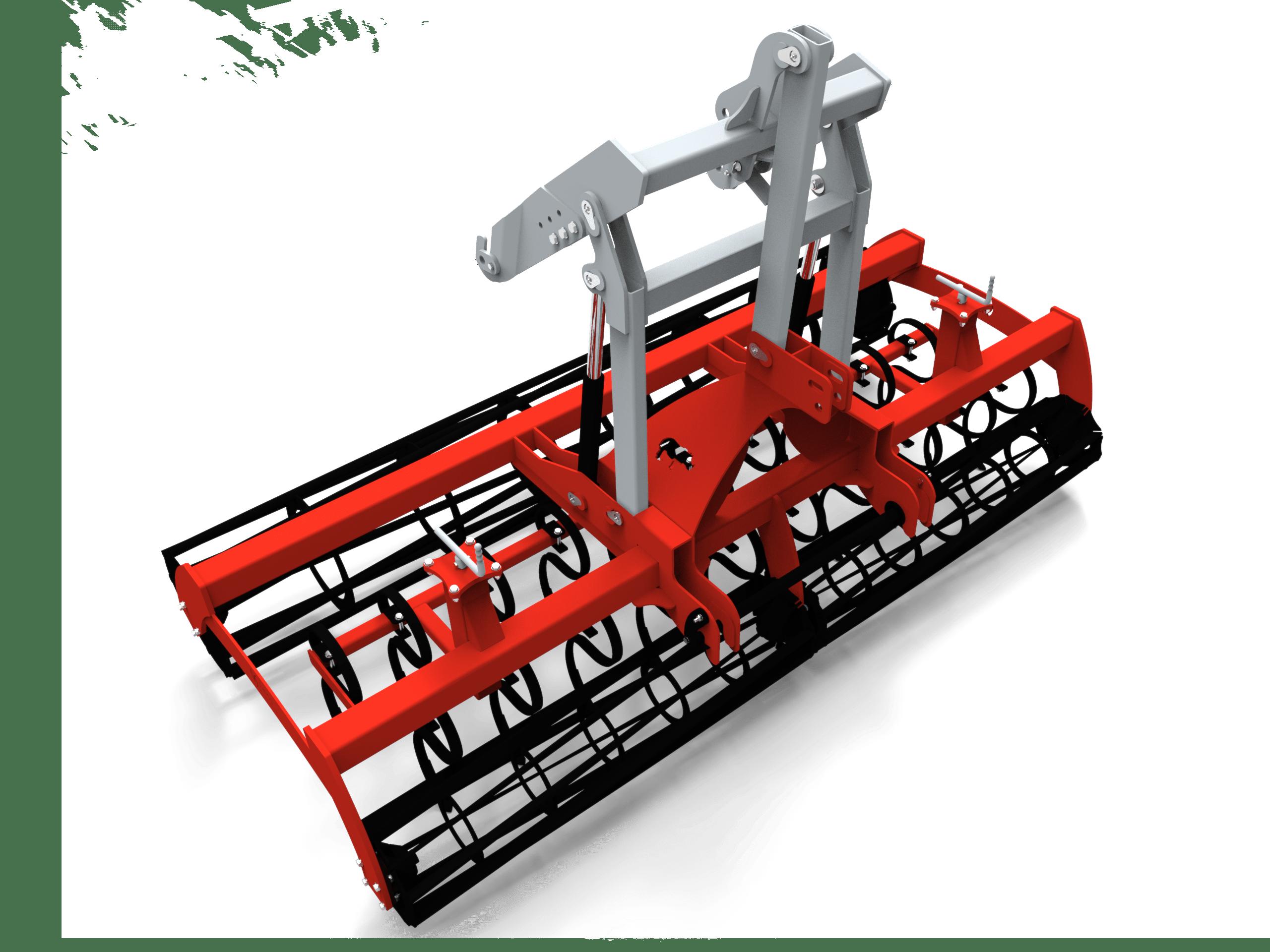 Maszyna rolnicza drapak ARAMIS