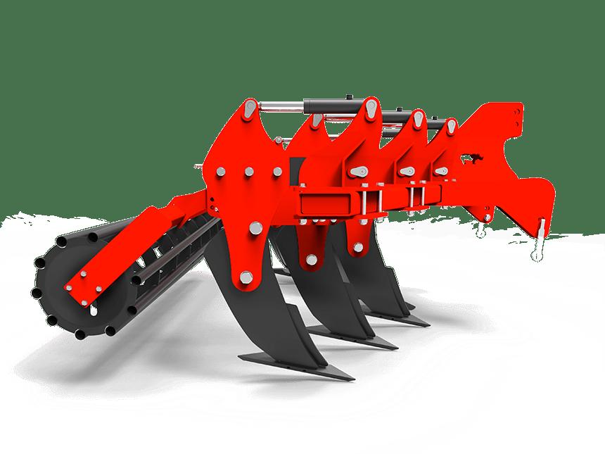 Głębosz Hydro agregat rolniczy uprawowy