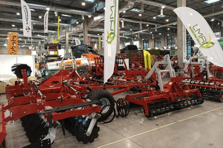 Agregaty rolnicze na targach
